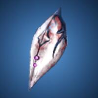死龍の頭蓋のイラスト
