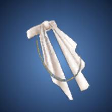 老練の腰布のイラスト