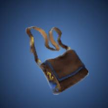 世界征服の鞄のイラスト