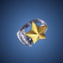 預言者の星飾りのイラスト