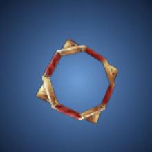 全知全能の輪のイラスト