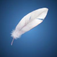 キマイラの羽根のイラスト