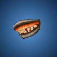 焔蛇竜の歯のイラスト