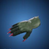 狂獣王の手のイラスト