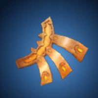 不死蛇の片翼のイラスト