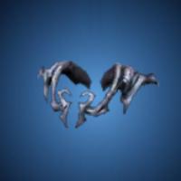 戦鬼の首輪のイラスト