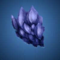 寒水竜の鱗のイラスト