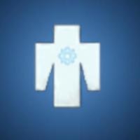 氷塊の護符のイラスト