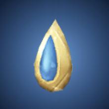 聖女の涙のイラスト