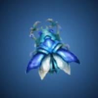 艶翅虫の骸のイラスト