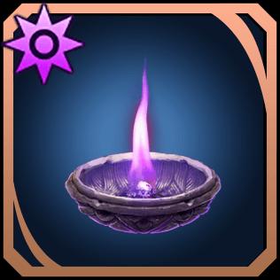 雷魂の火種のイラスト