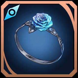 希望の指輪のイラスト