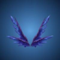 救世主の翼のイラスト