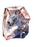 獣頭の狂戦士のアイコン