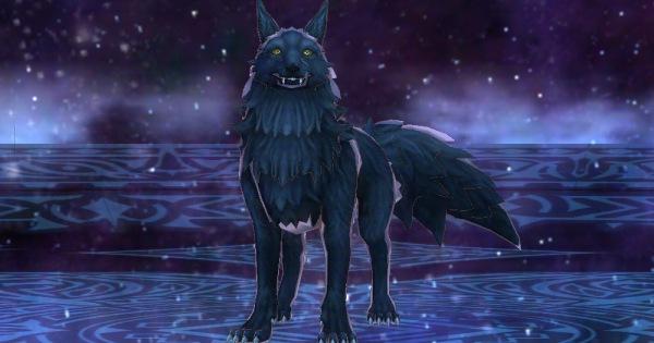 黒い犬のアイキャッチ