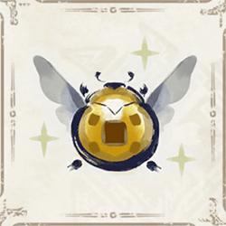 金霊テントウアイコン
