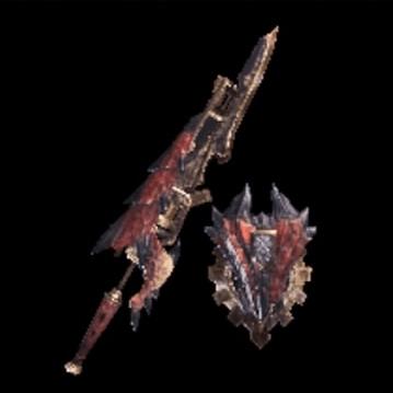 皇金の銃槍・王