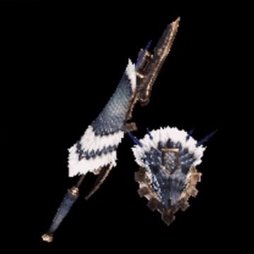 皇金の銃槍・飛雷