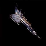 皇金の剣斧・風漂