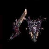 皇金の盾斧・屍套