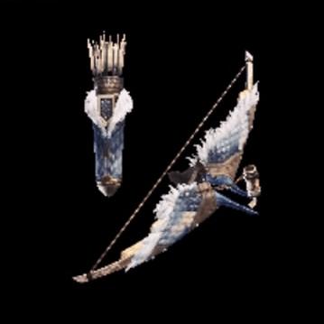 皇金の弓・飛雷