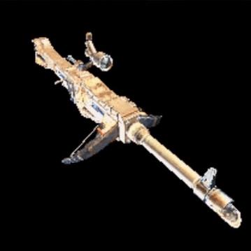 皇金の砲筒・氷