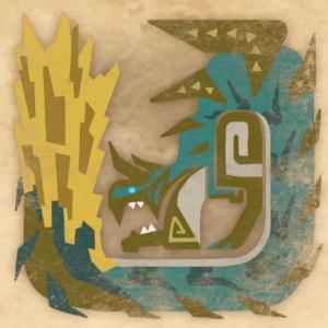 ディノバルド亜種アイコン