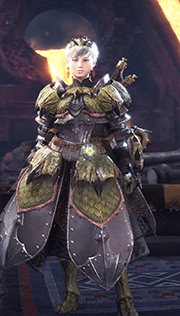 Rathian Armor Female