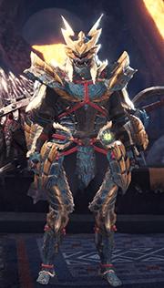 Zinogre Armor Male