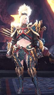 Zinogre Armor Female