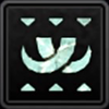 硫斬竜の重牙アイコン