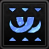 極光の冠角アイコン