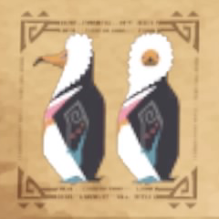 キブクレペンギンアイコン