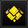 爛輝龍の金殻アイコン