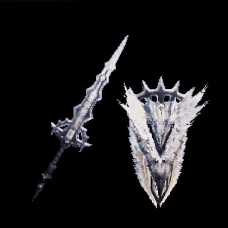 氷牙竜改派生型
