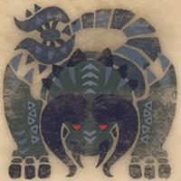 ディアブロス亜種アイコン