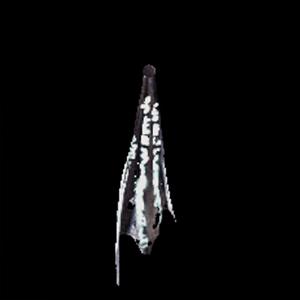深淵の龍骸布・空