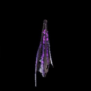 深淵の龍骸布・紫