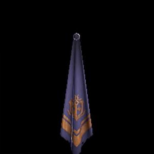 銅章のスカーフ・灰