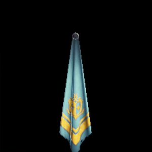 金章のスカーフ・空