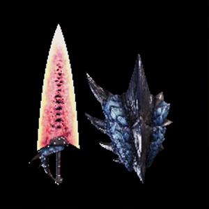 蒼火竜派生型