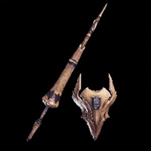 戦斧型【骨】