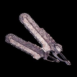 鎖鋸型【鉄】