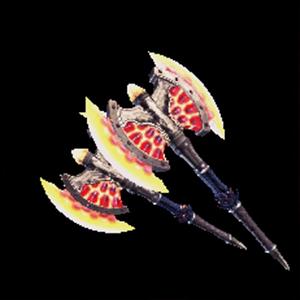爆鱗竜派生型改