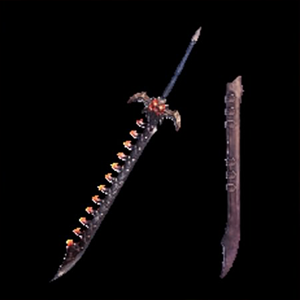 爆鱗竜派生型