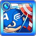 キャプテンアメリカアイコン