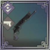 無法者の銃の画像