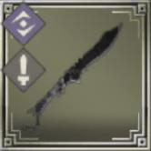 無法者の匕首の画像