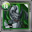 ジェネラルゾンビ(緑)