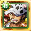 トラファルガー・ロー 忍者海賊ミンク侍同盟